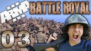 A Fate Worse Than Death! - (Arma 3 - Battle Royal - 03)