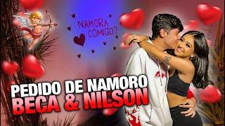 PEDIDO DE NAMORO BECA & NILSON!!!