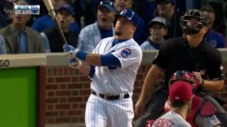 Schwarber sends one out of Wrigley