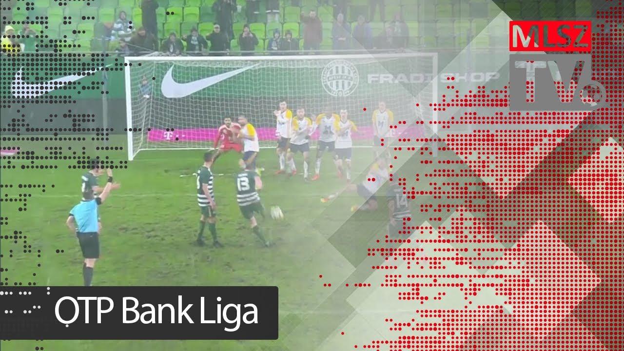 Ferencvárosi TC - Puskás Akadémia FC | 3-1 (1-1) | OTP Bank Liga | 23. forduló | 2017/2018 | MLSZTV