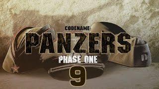 Прохождение Codename Panzers: Phase One #9 - Заслуженный отпуск [Германия]