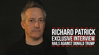 Filter's Richard Patrick Offers His Thoughts on Donald Trump