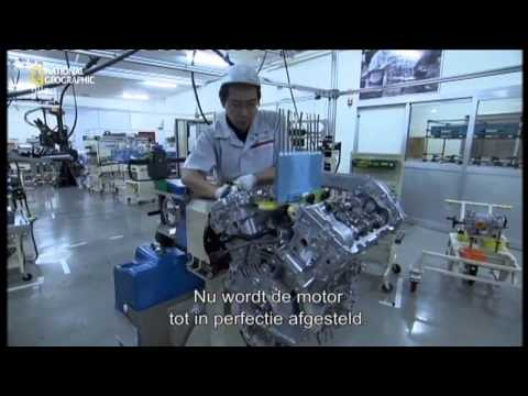 Nissan GT-R Supercar Production