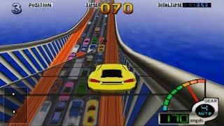 California Speed (Nintendo 64 Gameplay)