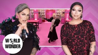 "FASHION PHOTO RUVIEW: S9 Ep 1 ""Entrance & Hometown"" w/ Raja & Raven 