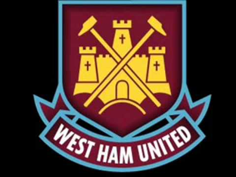 Inno West Ham   West Ham UTD anthem I'm for ever blowing bubbles