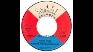 Watson & The Sherlocks - Funky Walk - Soulville
