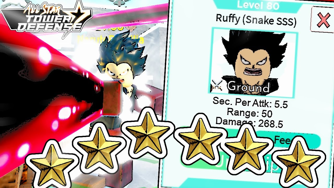 Unlike his other two gear fourth forms, luffy does not significantly expand, with his forearms, legs, and upper torso being only slightly enlarged and the rest of his body retaining. New Update Snakeman Luffy Sss Just Made Mihawk Retired In All Star Tower Defense Youtube