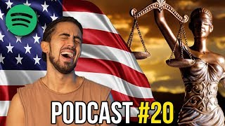 Craziest laws in USA.. The actually kinda good podcast | Jay & Arya