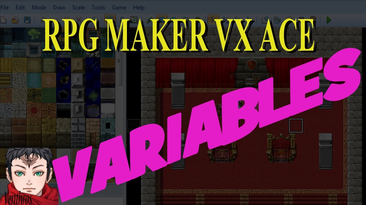 RPG Maker VX Ace Tutorial 13: Intro to Variables