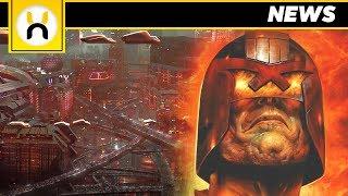 Judge Dredd: Mega City One TV Series Pilot Script COMPLETE