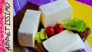 БРЫНЗА в домашних условиях правильный рецепт Как сделать вкусный домашний сыр из молока