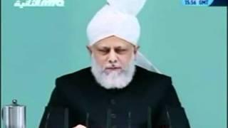Проповедь Хазрата Мирзы Масрура Ахмада (22-10-2010)clip-2.flv
