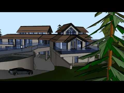 Bob manders architects tree house lodge youtube