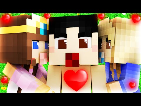 Minecraft - WHO'S YOUR MOMMY? - BABY LOVE TRIANGLE!