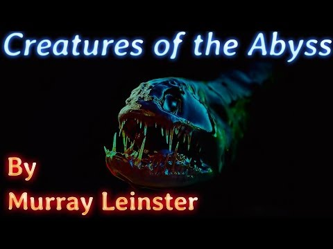 Creatures of the Abyss by Murray Leinster, read by Mark Nelson, complete unabridged audiobook