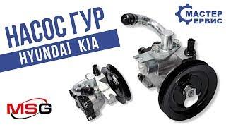 Насос ГУР Kia Rio, Hyundai Accent KI 018