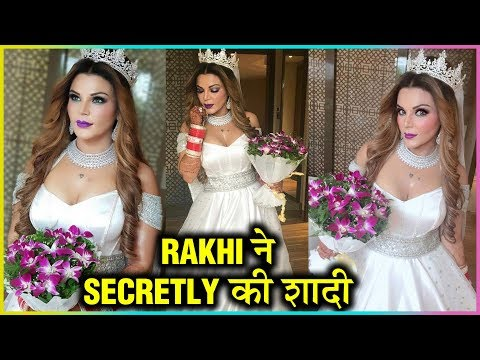 Rakhi Sawant Gets Secretly Married To An NRI? | SHOCKING Truth REVEALED