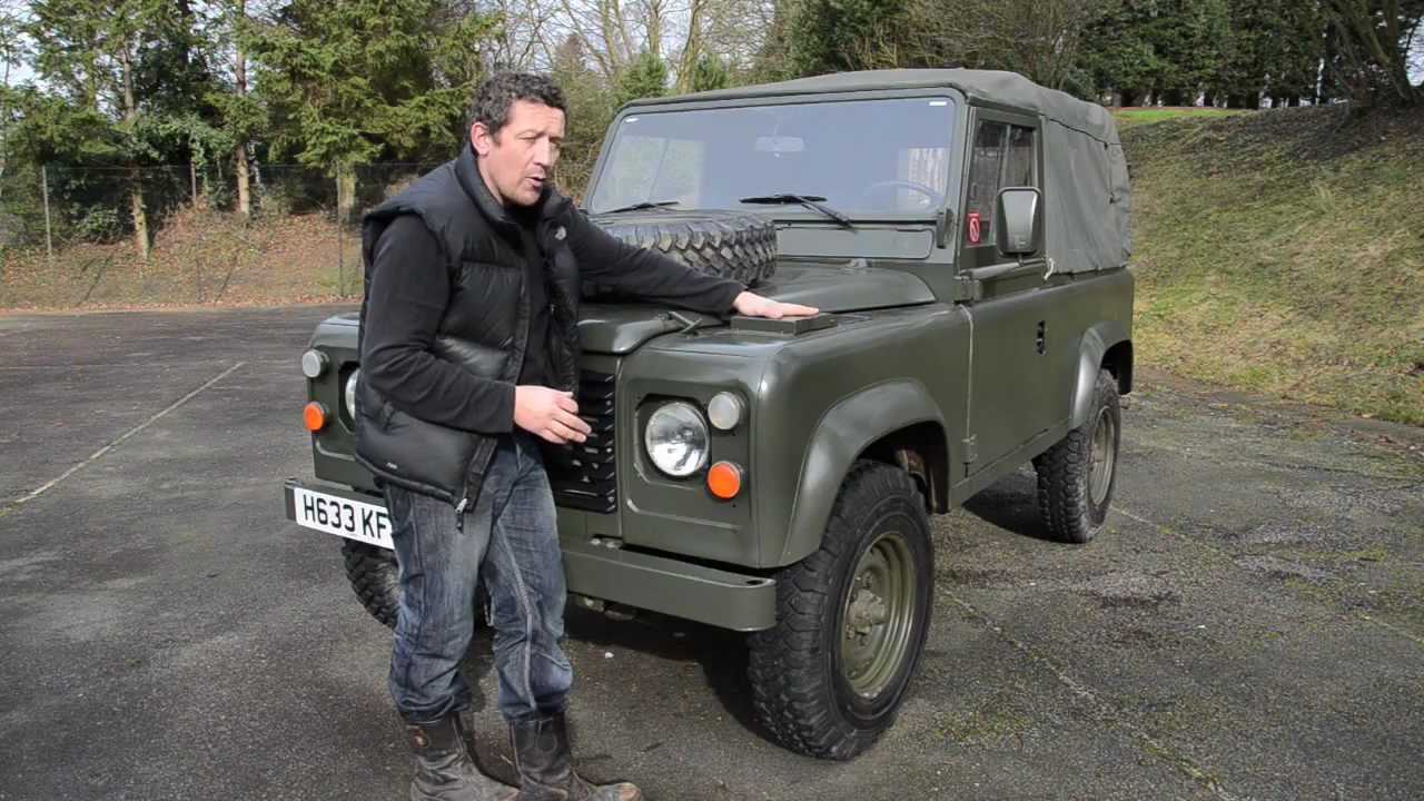 Land Rover Defender From Rugged Guide