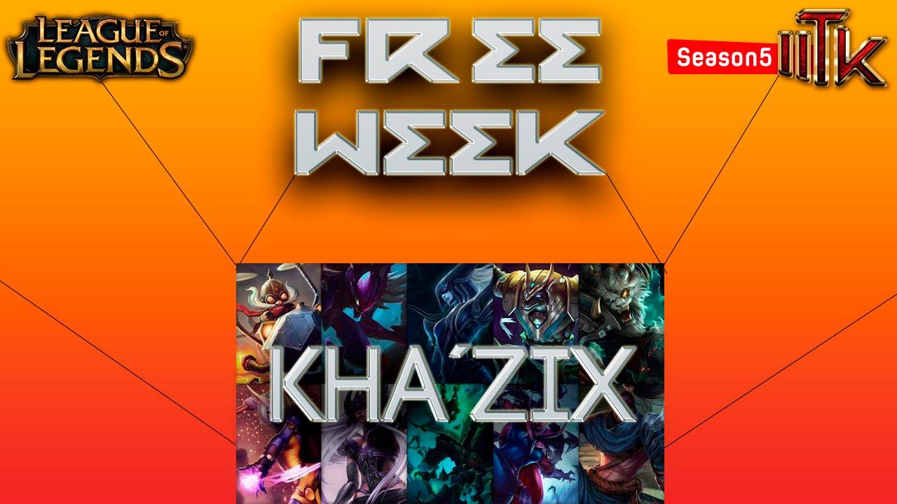 Build Pro Kha Zix