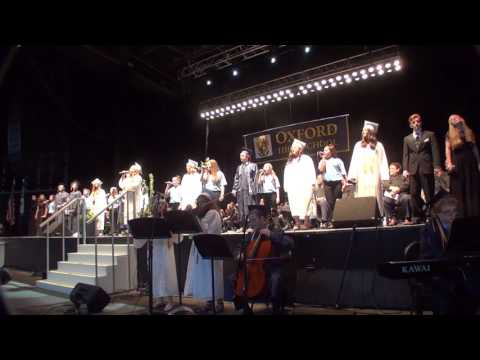 Glorious - Performed by Vocal Expressions and the Oxford Youth Vocal Ensemble
