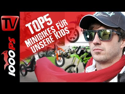 Top 5 - Mini Motocross Bikes für Kids