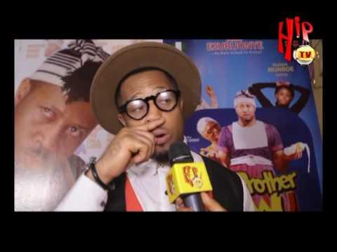 "MIKE EZURUONYE PREMIERES COMEDY MOVIE ""BRO JEKWU"" (Nigerian Entertainment News)"
