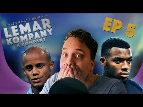 """ZLATAN ÖSER IN DRÖMMÅL!!""   RESAN MOT TOPPEN: LEMAR, KOMPANY & CO #5  FIFA 17"