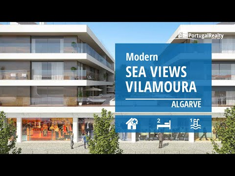 🇬🇧Albufeira ☀️ Algarve 🏖️ NEW 2 Bedroom Penthouse Apartment For Sale - Portugal Realty