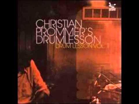Christian Prommer's Drumlesson - Elle