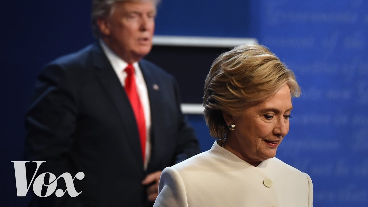 Hillary Clinton's 3 presidential debate performances left the Trump  campaign in ruins