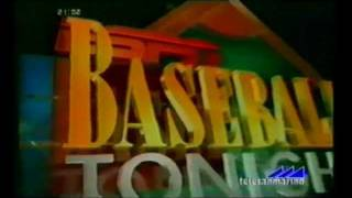 ESPN Baseball Tonight theme 1992