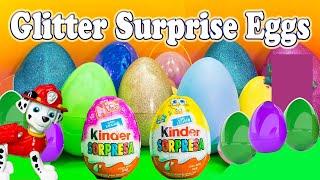 DISNEY GIANT Surprise Eggs Paw Patrol Sheriff Callie, and Miles Disney Giant Surprise Egg Video