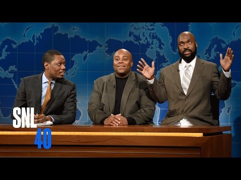 Weekend Update: Charles Barkley and Shaquille O'Neal - SNL