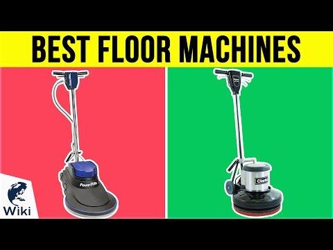 10 Best Floor Machines 2019