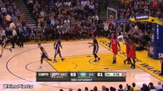 Oklahoma City Thunder vs Golden State Warriors February 6, 2016   NBA