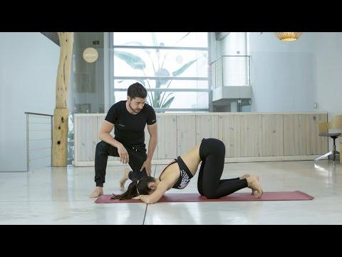 Clase de Yoga para Embarazadas: Reduce tu diástasis.