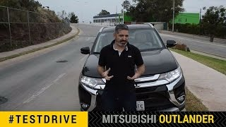 Testdrive Mitsubishi Outlander 2016