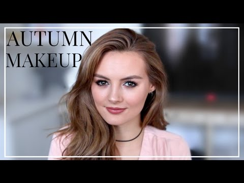 Glam Autumn Makeup | Niomi Smart