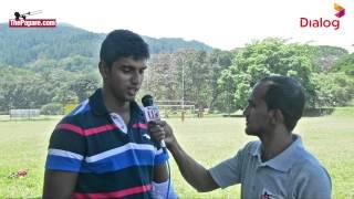 Dharmaraja College Kandy Captain Viraj Weerasekara - Schools Rugby 2015
