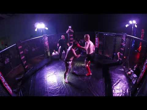 Ultra MMA  Croydon  David Ashby VS Ryan Tutt