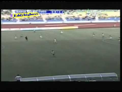 MATCH GABON - TOGO (1er MI TEMPS Part 1)