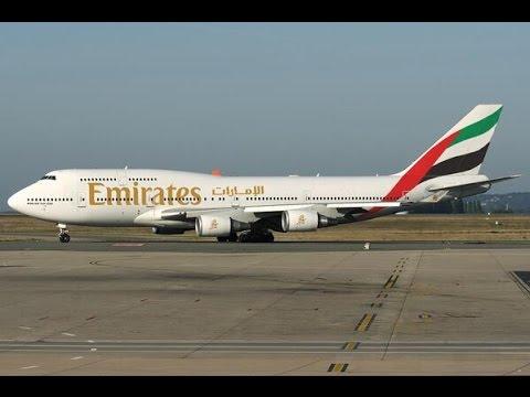 Lagos Murtala Muhammed Airport (DNMM) to Dubai International Airport (OMDB) FSX Emirates B747-400