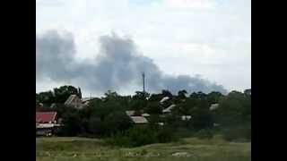 Сбитый малазийский самолёт Боинг777  Видео