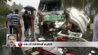 Car accident Six from Idukki killed in Tamil Nadu two injured  | FIR 25 July 2016