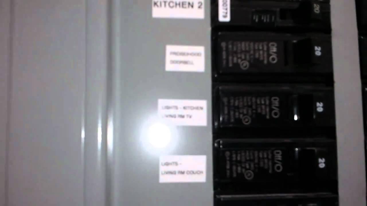 "Bathroom Light Keeps Tripping Breaker bathroom circuit breaker ""on/off"" - youtube"