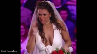 WWE Stefani Mcmahon Nikki Bella SEXY HOT highlights