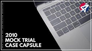 2010 HSMT Case Capsule Alex Leslie v Erehwon Local School District