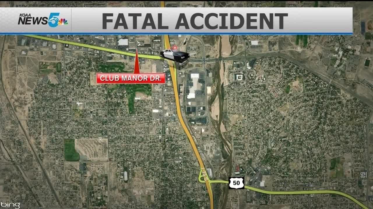 Pedestrian dies after being hit by car near Hwy 50 in Pueblo