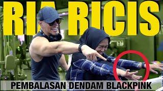 BLACKPINK RIA RICIS DI BALAS DEDDY CORBUZIER!
